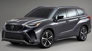 Toyota Highlander XSE 2021, deportiva, aunque sea sólo en estética