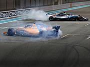 F1 GP de Abu Dhabi 2018: Hamilton ganó pero Alonso se llevó el día