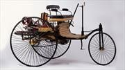 """El """"Velocípedo"""" de Benz cumplió 134 años."""