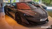 McLaren 600LT, el más radical de los Sport Series pisa suelo nacional