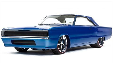 Dodge Coronet RT 1967 por Mopar: no solo es bello, sino también poderoso