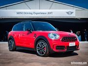 MINI Countryman JCW 2018, más potente