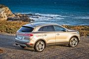 Lincoln MKC 2015 es nombrado el Crossover of Texas 2014