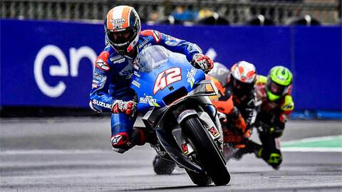 MotoGP 2020: Suzuki al ataque en Aragón