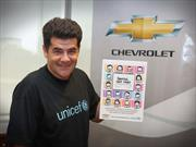 """Chevrolet y UNICEF continúan el plan """"Sonrisas sobre Ruedas"""""""
