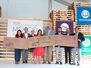Toyota México reconoce la labor social de organizaciones educativas donando vehículos de la gama