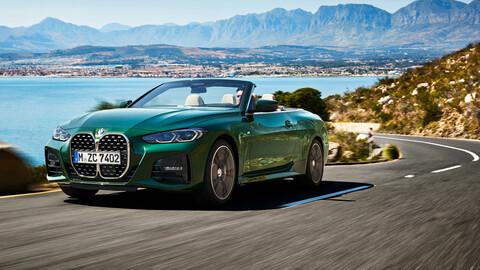 BMW lanza en Chile el renovado Serie 4 Cabrio