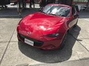 Mazda MX-5 RF 2017, armonía y emoción al conducir