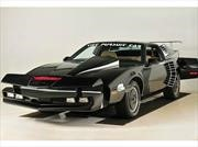Se subasta el icónico KITT, el auto fantástico