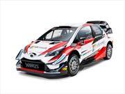Toyota Yaris WRC 2018, algunos cambios para triunfar