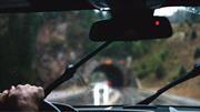 ¿Cómo afecta la lluvia la visibilidad de los automovilistas?