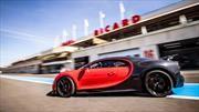 El Bugatti Chiron podría tener una versión que alcance los 500 km/h