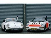 Policía afortunada: en Holanda usan Porsche como patrullas