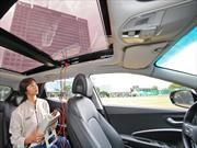 KIA apuesta por el desarrollo de techos solares para su gama de vehículos