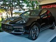 Porsche Cayenne Turbo 2018 debuta