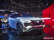 Nissan Xmotion Concept, cruce de culturas