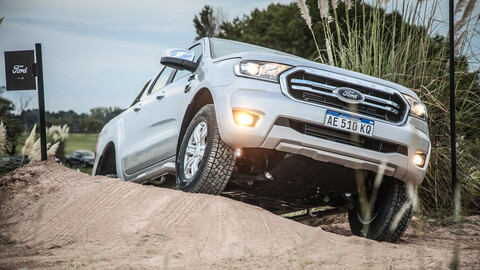 Ford Off-Road Campus, el lugar ideal para probar tu Ranger al máximo