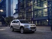 Chevrolet Captiva 2017: El tercer facelift de la 1a generación