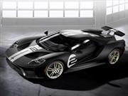 Ford GT 66 Heritage Edition 2017 debuta