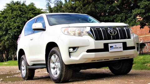 Toyota Prado Sumo a prueba: robustez, confiabilidad y practicidad