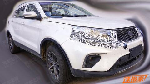 Ford Territory 2022: renovación a la vista