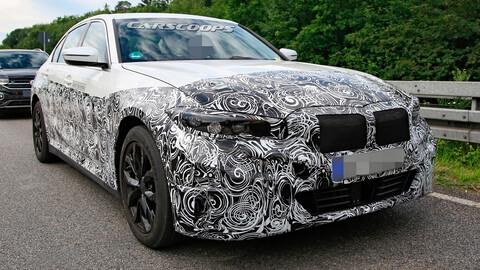El BMW Serie 3 está cerca de electrificarse