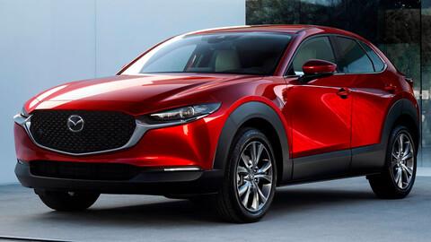 Miguel Barbeyto, presidente de Mazda México, confirma el lanzamiento de CX-30 Turbo
