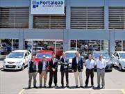 Automotores Fortaleza entrega importante flota de Haima 2
