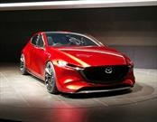 Mazda KAI Concept, un diseño fluido que anticipa al Mazda 3