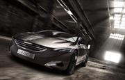Peugeot HX1 concept en el Salón de Frankfurt