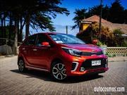 Kia Morning 2017 hace su debut regional en Chile