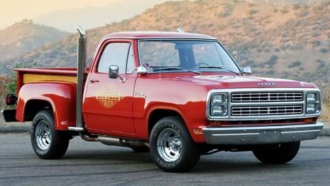 Dodge Li'l Red Express Truck, un ícono de la velocidad utilitaria