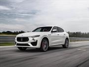 Maserati Levante GTS incorpora el motor V8 de Ferrari