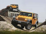 Jeep, acciones todoterreno en el verano 2013