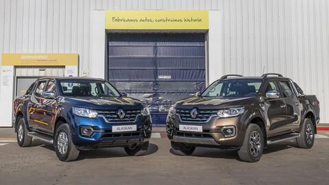 Renault Alaskan con preventa agotada