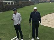 Jeep y Volvo apoyan a los talentos del golf colombiano