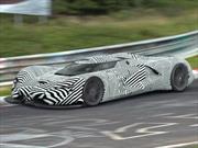 ¿Por qué los autos prototipo están cubiertos de camuflaje?