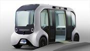 Toyota e-Palette, carros autónomos para los Olímpicos de Tokio