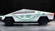 Tesla Cybertruck se convertirá en patrulla de la policía de Dubái