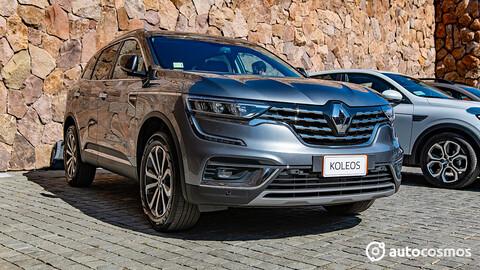 Renault Koleos 2021 en Chile, un discreto pero necesario refresco