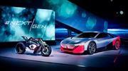 BMW adelanta su plan de movilidad eléctrica
