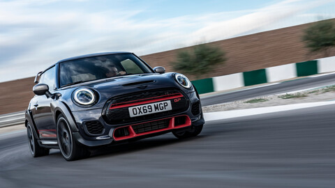 MINI John Cooper Works GP 2021 ya está en Colombia