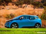 Probando el BMW i3 2018