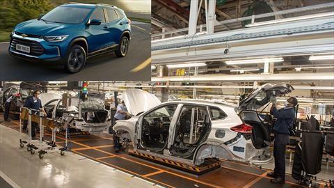Chevrolet Tracker llegaría a Argentina a mitad de 2020