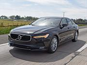 Test Drive: Volvo S90 2017