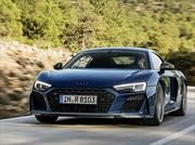 Audi aumenta el poder del R8 2019 y de paso perfecciona su diseño
