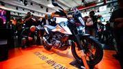 KTM 390 Adventure 2020: la aventura se hace ligera