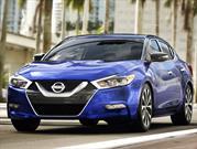 Nissan Maxima 2017 tiene un precio inicial de $32,560 dólares