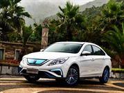 Cidef entra en modo eléctrico con el Dongfeng Joyear S50 EV