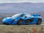 El McLaren P1 más caro de la historia se vendió en Amelia Island